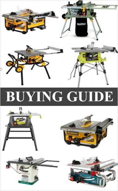Choose the Best Table Saw