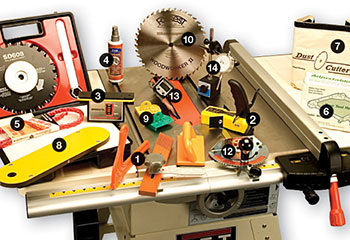 Essential Table Saw Accessories to Avoid Dangers